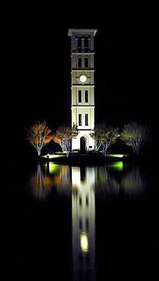 Furman Photograph - Bell Tower Silence by Jeff Hammond