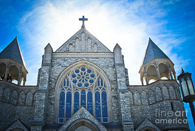 Photograph - Bell Towers Of St. Teresa by Colleen Kammerer