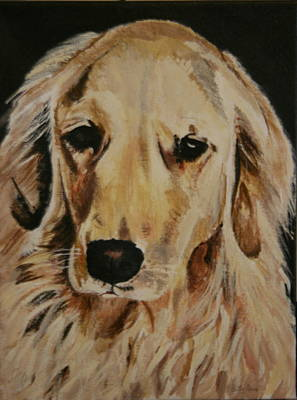Painting - Bella by Betty-Anne McDonald