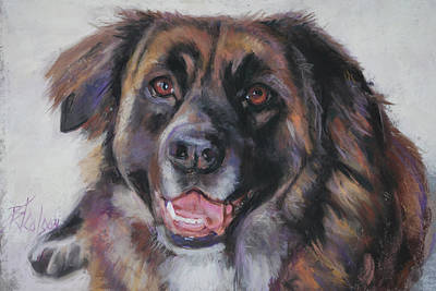 Painting - Bella by Billie Colson