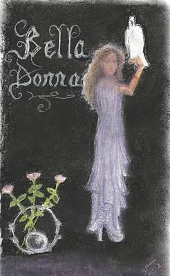 Bella Donna Art Print by Jami Cirotti