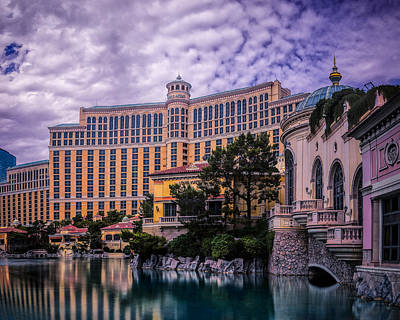 Photograph - Bellagio by Chris Bordeleau