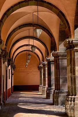 Photograph - Bellas Artes San Miguel De Allende by Nicola Fiscarelli
