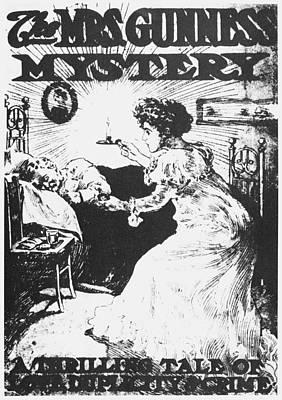 Belle Gunness (1860-1908?) Art Print by Granger