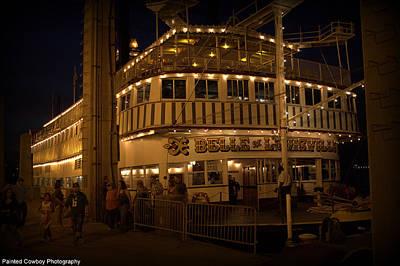 Belle Of Louisville Lights Original by Daniel Jakus