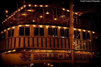 Belle Of Louisville Shine Original by Daniel Jakus