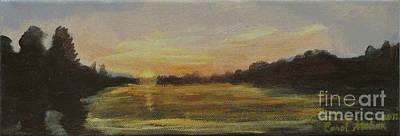 Belle River I Art Print