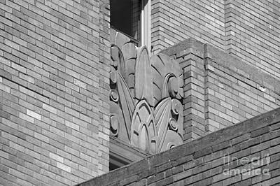 Photograph - Bellingham Art Deco by John  Mitchell