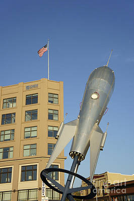 Photograph - Bellingham Rocket by John  Mitchell