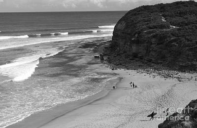 Photograph - Bells Beach  by Amanda Holmes Tzafrir