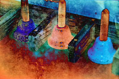 Bells Art Print by Jan Amiss Photography