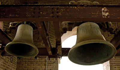Photograph - Bells Of Jesuits Church by Lorraine Devon Wilke