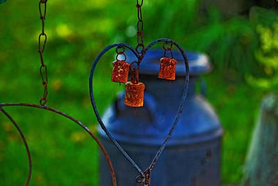 Bells Art Print by Rowana Ray