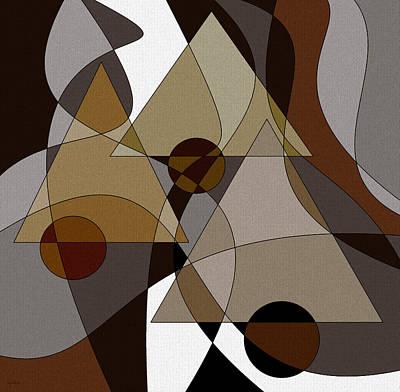 Digital Art - Bells by Val Arie