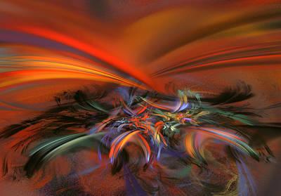 Bahamas Painting - Bellum II by Maritza Tynes