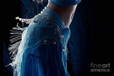 Photograph - Belly Dance Color by Scott Sawyer