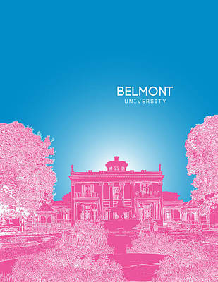 Liberal Digital Art - Belmont University by Myke Huynh