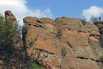Photograph - Belogradchik Rocks by Tony Murtagh
