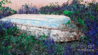 Photograph - Beloved Boat by Claire Bull