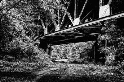 Nj Photograph - Below The Skyway by JC Findley