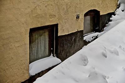 Snow Banks Photograph - Below Zero by Odd Jeppesen