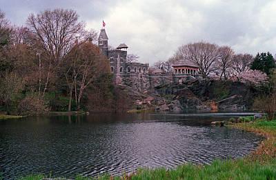 Photograph - Belvedere Castle by Cornelis Verwaal
