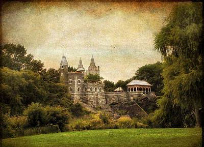 Castle Photograph - Belvedere Castle by Jessica Jenney