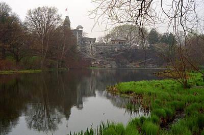Photograph - Belvedere by Cornelis Verwaal