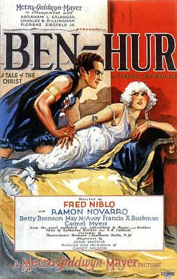 Ben Hur Digital Art - Ben Hur by Studio Artist