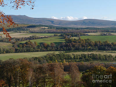 Photograph - Ben Rinnes Autumn by Phil Banks