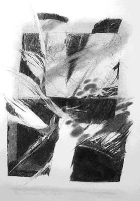 Ben Zoma In The Garden Art Print