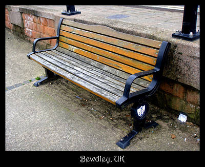 Photograph - Bench 11 by Roberto Alamino