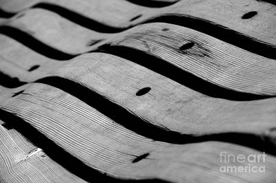 Photograph - Benchmark 2 by Wendy Wilton