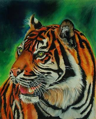 Bengal Art Print by Jean Cormier