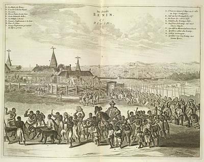 Benin Art Print by British Library