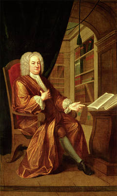 Educating Painting - Benjamin Moreland, High Master Of St. Pauls School by Litz Collection