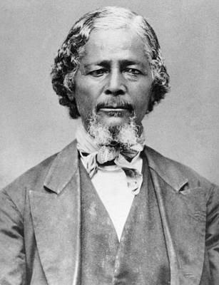 Photograph - Benjamin 'pap' Singleton (1809-1892) by Granger