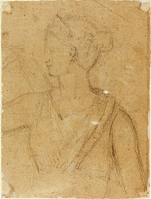 Benjamin Drawing - Benjamin Robert Haydon British, 1786 - 1846 by Quint Lox