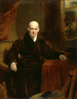 P.r Painting - Benjamin West, P.r.a by Litz Collection