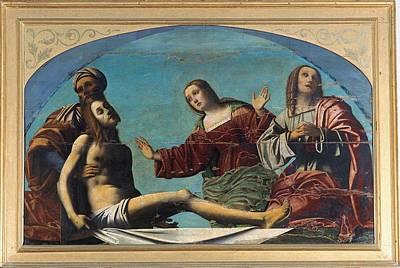 Benvenuti Giovanni Battista Known Art Print by Everett