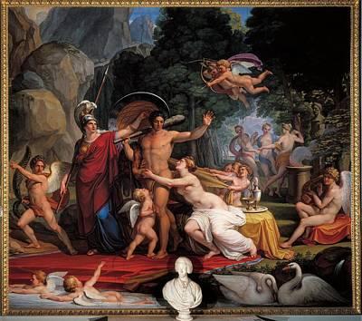 Benvenuti Pietro, Hercules Art Print