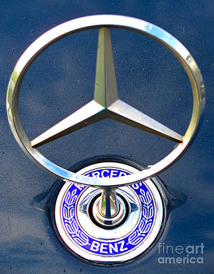 Photograph - Benz by Colleen Kammerer