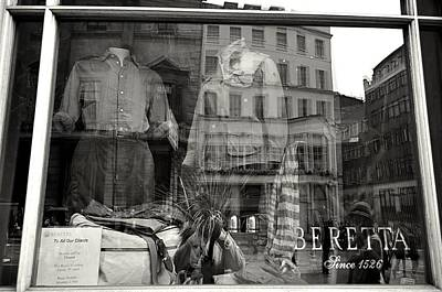 Photograph - Beretta London by Andres LaBrada