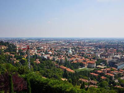 Photograph - Bergamo  Bassa by Jouko Lehto