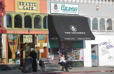 Photograph - Berkeley Graffiti by Steven Richman