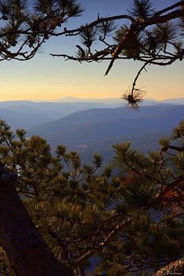 Photograph - Berkshire View by Michael Friedman