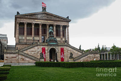 Berlin - National Gallery Art Print by Gregory Dyer