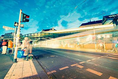 Prenzlauer Berg Photograph - Berlin - Prenzlauer Berg by Alexander Voss