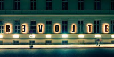 Berlin Photograph - Berlin - Revolte by Alexander Voss