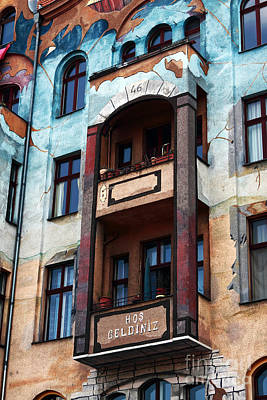Photograph - Berlin Architecture by John Rizzuto
